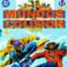 Cómics: CÓMIC TOMO D.C. MUNDOS EN COLISIÓN Nº2 ED.ZINCO 1995. Lote 27523956
