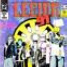 Cómics: CÓMIC D.C. -LEGIÓN 91- Nº 9 ED.ZINCO 1990. Lote 27523961