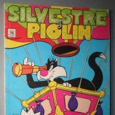 Cómics: SILVESTRE Y PIOLIN - EDICIONES ZINCO - RETAPADO Nº 3, CONTIENE LOS NUMEROS 12, 13 Y 14. Lote 26364362