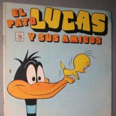 Cómics: EL PATO LUCAS Y SUS AMIGOS Nº 5 - ESCUELA DE NATACIÓN LUCAS - EDICIONES ZINCO. Lote 26454087