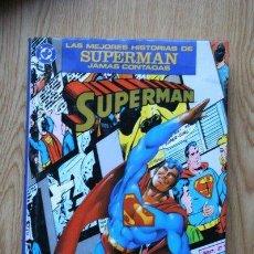 Cómics: LAS MEJORES HISTORIAS DE SUPERMAN JAMÁS CONTADAS.. Lote 52894896