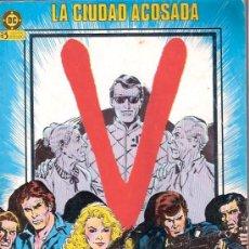 Cómics: TEBEOS Y COMICS - AÑOS 80 - V - LA CIUDAD ACOSADA - NUMERO 1. Lote 23593812