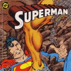 Cómics: RETAPADO SUPERMAN ED. ZINCO INCLUYE NºS 16 A 20 POR JOHN BYRNE. Lote 26366720