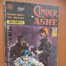 Cómics: CINDER Y ASHE. COMPLETA EN UN TOMO. ZINCO. Lote 26182708