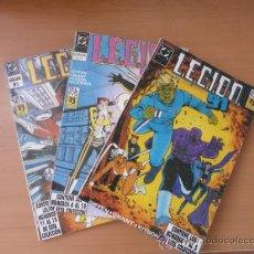 Cómics: LEGION 91-92. COMPLETA EN 3 TOMOS. ZINCO. Lote 26104024