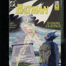 Cómics: BATMAN EL ENIGMA CLAYFACE 2 ZINCO. Lote 24225094