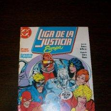 Cómics: LIGA DE LA JUSTICIA EUROPA Nº 1 - DC - EDICIONES ZINCO -. Lote 24175057