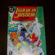 Cómics: LIGA DE LA JUSTICIA EUROPA Nº 2 - DC - EDICIONES ZINCO -. Lote 24175118