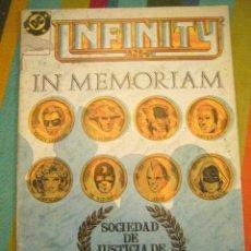 Comics: INFINITY INC Nº 22 1986 ZINCO ROY THOMAS & MCFARLANE .....C14. Lote 24361838
