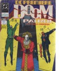 Cómics: DOOM PATROL (PATRULLA CONDENADA) - NÚMERO 16 (DC) - CJ23. Lote 24334218