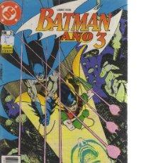 Cómics: BATMAN - AÑO 3 (NÚMERO 2) - CJ34. Lote 24499911