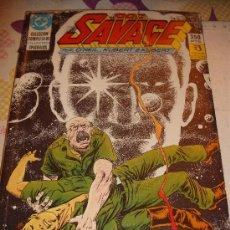 Cómics: COMIC ZINCO: DOC SAVAGE 1 2 3 4 O´NEIL KUBERT & KUBERT EL HOMBRE DE BRONCE KD-E. Lote 26379544