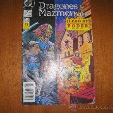 Cómics: DRAGONES Y MAZMORRAS Nº 5 - DC (ZINCO) 1989. Lote 24892141