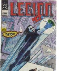 Cómics: LEGION 92 - NÚMERO 11 - CJ41. Lote 25582813