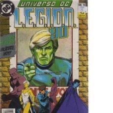 Cómics: LEGION 90 - NÚMERO 18 - CJ46. Lote 25583014