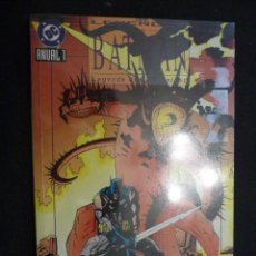 Cómics: BATMAN. DUELO. Lote 27631721