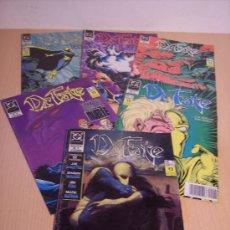 Cómics: 6 COMICS DR. FATE (Nº 1-2-3-4-5-6) EDICIONES ZINCO-1991. Lote 25920940