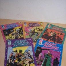 Cómics: SLASH MARAUD Nº 1-2-3-4 Y 6 (FALTA EL Nº 5) EDICIONES ZINCO-1990. Lote 25921334