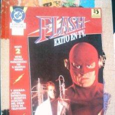 Cómics: FLASH ESPECIAL CON 2 HISTORIAS / ZINCO 1993. Lote 26014170