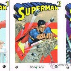 Cómics: SUPERMAN POR JEPH LOEB, TIM SALE, DOUGH MAHNKE, GERMAN GARCIA Y OTROS DIBUJANTES. Lote 26086337