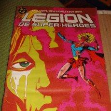 Cómics: COMIC SUPERHEROES DC ZINCO: LEGION DE SUPERHEROES 11 BAUTISMO KJ-C . Lote 26543997