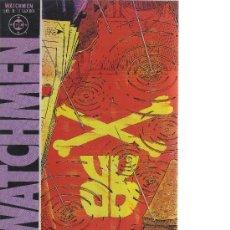 Comics: WATCHMEN - NÚMERO 5 DE LA SERIE DE 12 NÚMEROS DE ZINCO - CJ34. Lote 26222807