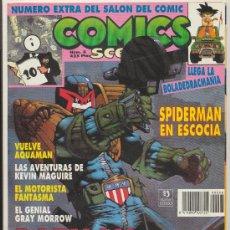 Cómics: COMICS Nº 8. NÚMERO EXTRAORDINARIO DEL SALÓN DEL COMIC.. Lote 26508287
