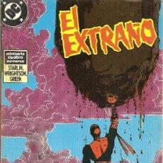 Cómics: EL EXTRAÑO 4 NUMEROS COMPLETA. Lote 26531363