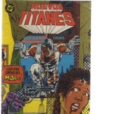 Comics : NUEVOS TITANES - Nº48 (EDICIONES ZINCO) - CJ41. Lote 26550164