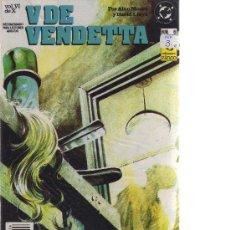 Cómics: V DE VENDETTA (EDICIONES ZINCO, Nº 6 DE 10) - CJ34. Lote 26550358