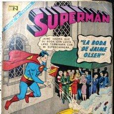 Cómics: SUPERMAN # 687 - LEGION DE SUPER HEROES - AÑO 1968 - NOVARO - DE COLECCION. Lote 26575817