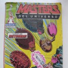 Comics - MASTERS DEL UNIVERSO - Nº 2 - ¡LLEGAN LOS METEORBS! - ZINCO - AÑO 1986. - 26906868