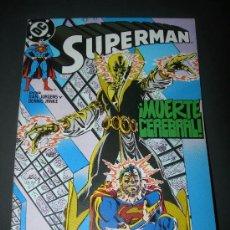 Fumetti: COMIC - TOMO 21 SUPERMAN (DEL 61 AL 65)- JERRY ORDWAY - ZINCO. Lote 27044768