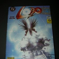 Comics - COMIC - TOMO 1 LOBO (4 ESPECIALES) - ALAN GRANT/SERGIO ARAGONÉS/VAL SEMEIKS - ZINCO - 27045674