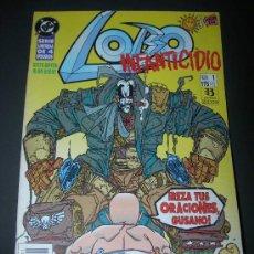 Comics : COMIC - LOBO INFANTICIDIO 1 AL 4 (COMPLETA)- KEITH GIFFEN/ALAN GRANT - ZINCO. Lote 27144718