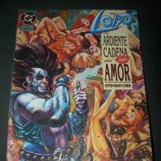 Comics - COMIC - LOTE LOBO - SIMON BISLEY/KEITH GIFFEN/ALAN GRANT - ZINCO - 27144877