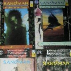 Cómics: SANDMAN 1ª VOLUMEN EL AMO DE LOS SUEÑOS COMPLETA 19 COMICS . Lote 30163418