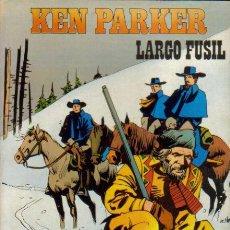 Cómics: KEN PARKER (ZINCO) ORIGINALES 1982-1983 COMPLETO. Lote 27095388