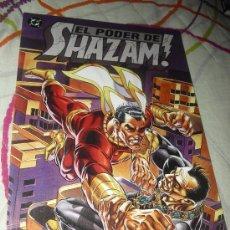 Cómics: EL PODER DE SHAZAM - ZINCO - DC COMICS - JERRY ORDWAY - EL CAPITÁN MARVEL -. Lote 38995001