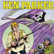 Cómics: KEN PARKER Nº 7 - ZINCO 1982 - BAJO EL CIELO DE MEJICO. Lote 28125622