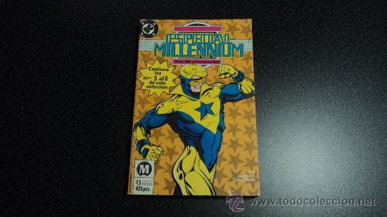 2020/01 RETAPADO ESPECIAL MILLENNIUM TOMO 2. EDICIONES ZINCO (NUMEROS 5 AL 8) (Tebeos y Comics - Zinco - Retapados)