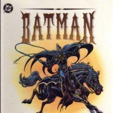 Cómics: BATMAN EL AZUL EL GRIS Y EL MURCIELAGO - MAGGIN/WEISS/GARCIA - DC/ED. ZINCO. Lote 27703455