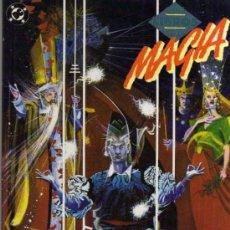 Cómics: LOS LIBROS DE LA MAGIA - LIBRO 4 - GAIMAN / JOHNSON - DC / EDIC. ZINCO. Lote 27728124