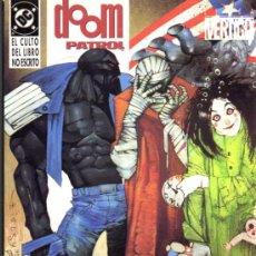Cómics: DOOM PATROL LIBRO PRIMERO - LINEA VERTIGO - DC / EDICIONES ZINCO. Lote 27753889