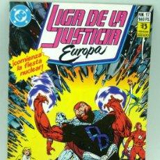 Cómics: LIGA DE LA JUSTICIA EUROPA Nº 17 ED ZINCO 1990. Lote 27806932
