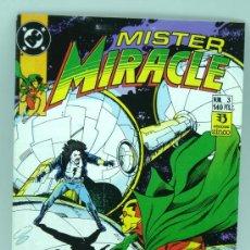 Comics: MISTER MIRACLE Nº 3 ED ZINCO 1990. Lote 27807241