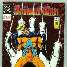 Comics: ANIMAL MAN Nº 11 ED ZINCO 1989. Lote 27807297