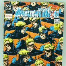 Comics: ANIMAL MAN Nº 12 ED ZINCO 1989. Lote 27807305