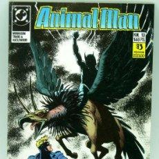 Comics: ANIMAL MAN Nº 13 ED ZINCO 1989. Lote 27807310