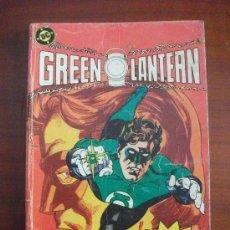 Cómics: GREEN LANTERN 11 AL 15 EN UN TOMO EDICIONES ZINCO. Lote 27911009